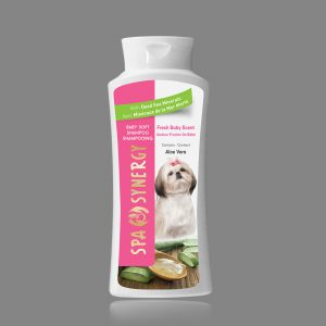 Mineral Shampoo_500ml_Fresh Baby Scent_Front
