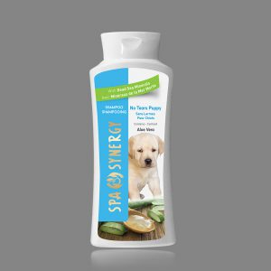 Mineral Shampoo_500ml_No Tears Puppy_Front