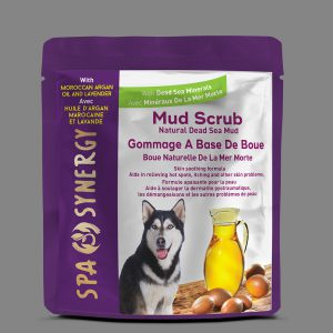Mud Scrubs_400gr_Moroccan Argan Oil & Lavender Mud Scrub